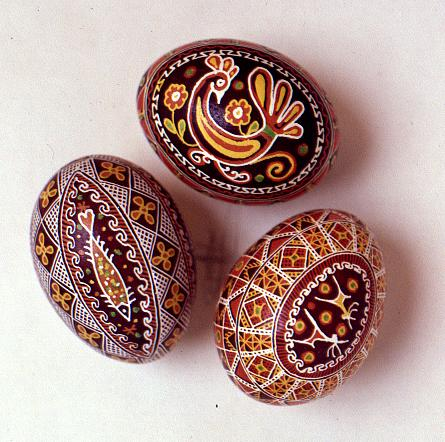 The Aesthete Spring Eggs Ancient Tradition And Modern