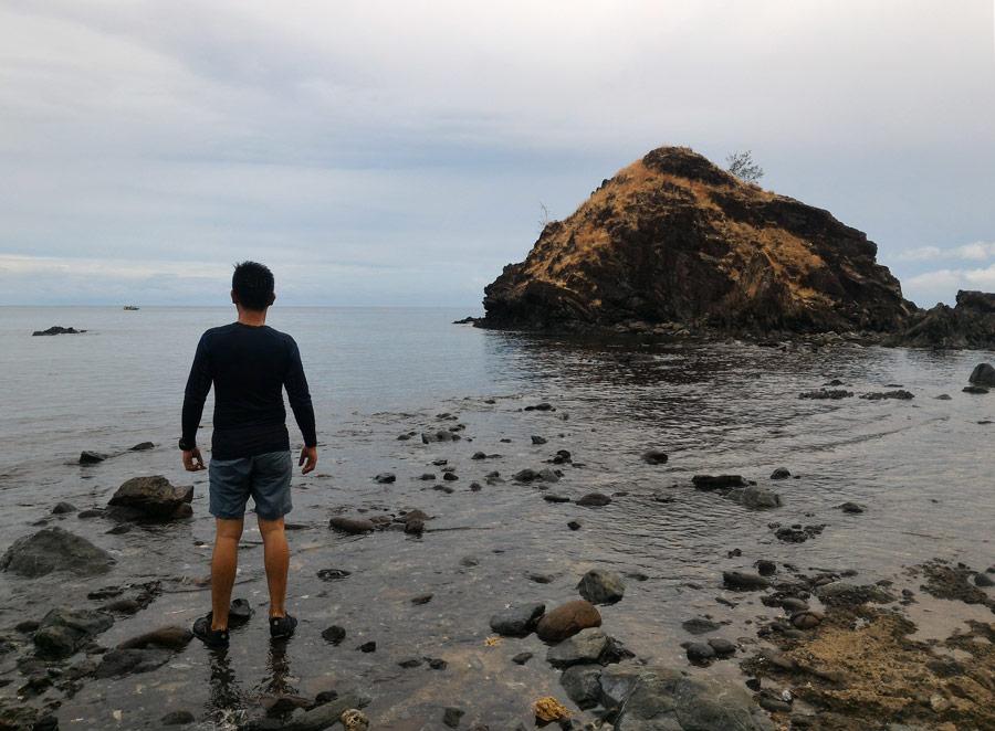 Pitas Island Silanguin Cove