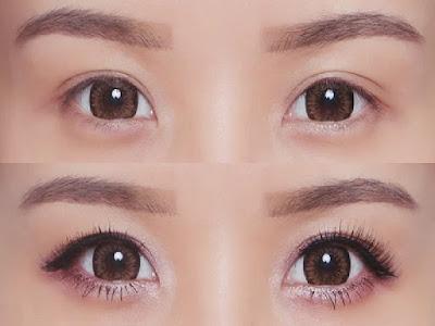 Langkah Make Up Agar Mata Terlihat Besar