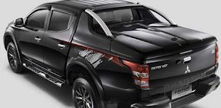Mitsubishi Triton Phantom Edition
