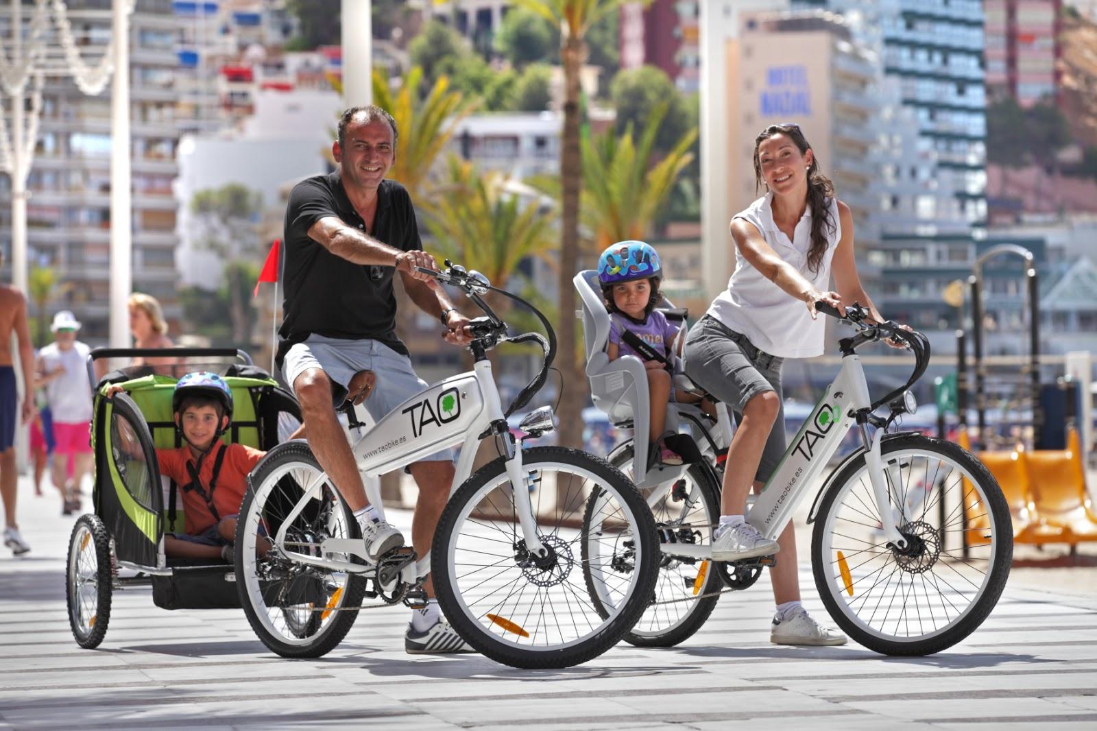 3 Juegos Para Que Los Niños Disfruten De La Bicicleta: Planes Para Hacer Con Niños En Benidorm Y Disfrutar En