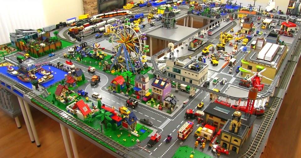 Lego City Update Amp Walkthrough Jun 2015 246 Sq Ft Layout