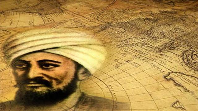 الإدريسي,الادريسي,الجغرافيا,الأرض,خريطة,خريطة العالم,روجر الثاني,صقلية,سبتة,قرطبة,أبو الجغرافيا,مؤسس علم الجغرافيا,أول خريطة