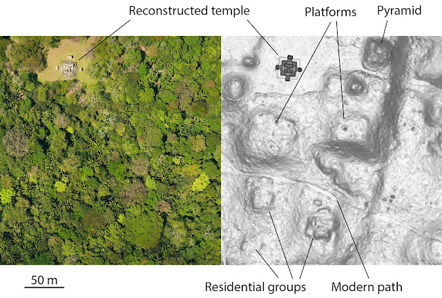 Laser technology takes Maya archaeologists where they've never gone before