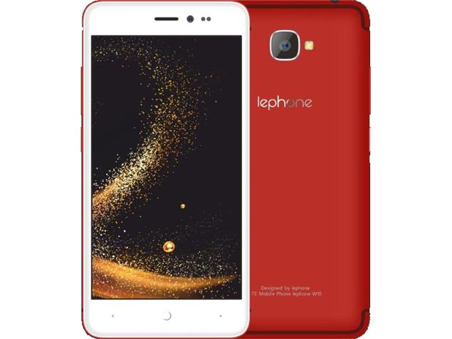 Lephone W15: its price and specification.