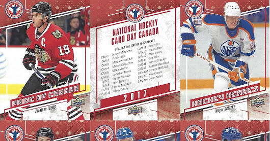 National Hockey Card Day (belatedly)