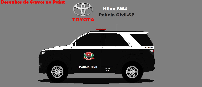 Toyota Sw4 Pcesp Dcp Design