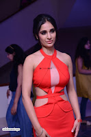 Alankrita new actress in Red Deep Neck Gown Stunning Pics ~  Exclusive Galleries 032.jpg