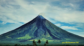 Mayon Mountain Philippines