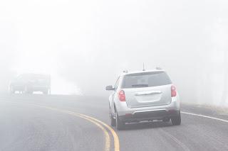 Cómo conducir si hay niebla - Fénix Directo Blog
