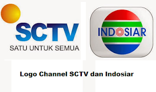 channel sctv dan Indosiar