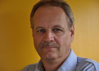 Eric Bertinat, président du Conseil municipal de la Ville de Genève