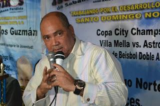 Aspirante a Alcalde asegura impulsará el deporte en SDN