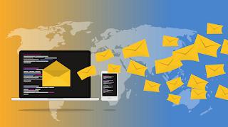 surat elektronik (surel)