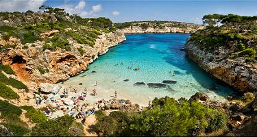 Calas de Mallorca - Ruta sureste