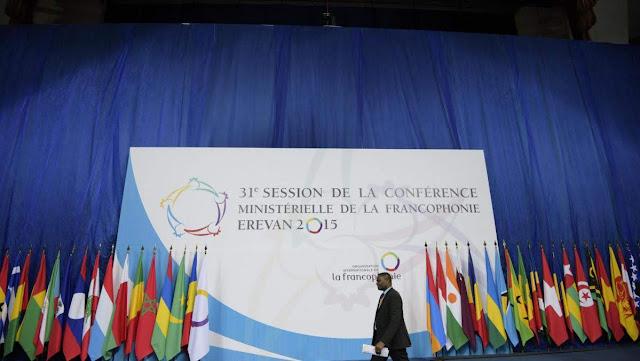 Armenia lista para celebrar la cumbre de la Francofonía