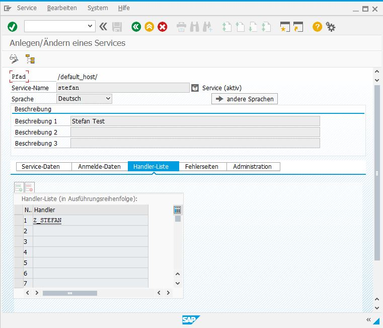 SAP ABAP Central: How To Connect SAP with PowerShell via