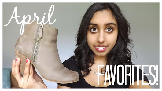 ♥ April 2014 Monthly Favorites! ♥