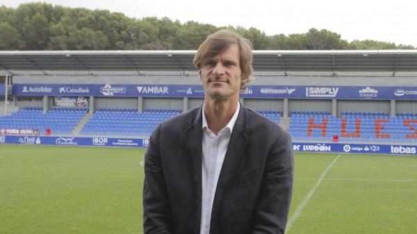 Oficial: El Huesca firma al técnico Leo Franco