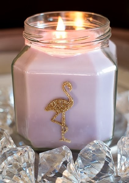 flamingo candles cheesecake crunch