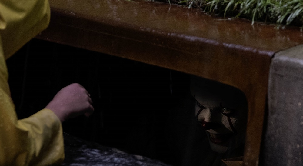 Leaked It Complete Pennywise And Georgie Sewer Scene