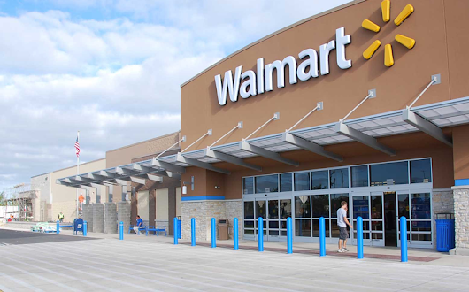 It's not just Google and Tesla: Walmart is quietly testing a self-driving vehicle, but this one scrubs floors