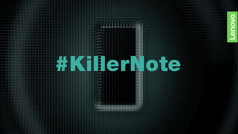 Lenovo Teases K7 Note, A Possible Midrange Beast?