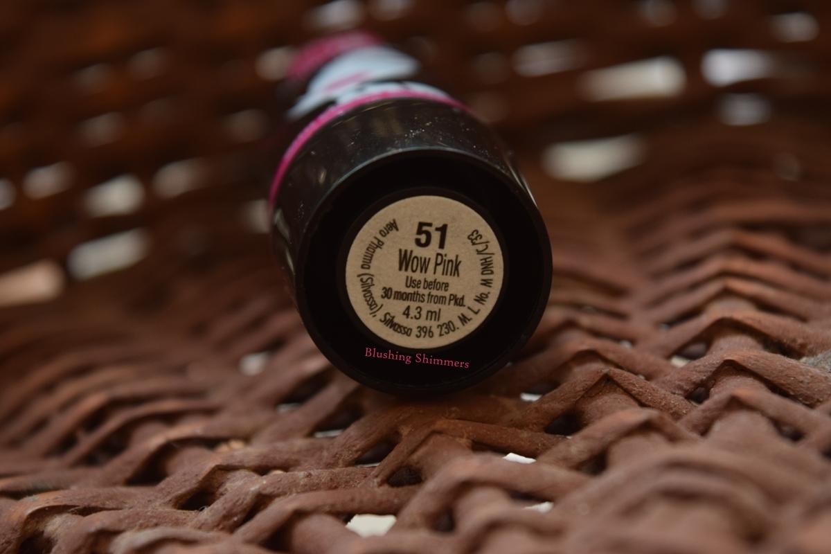 Elle 18 Lipstick Wow Pink