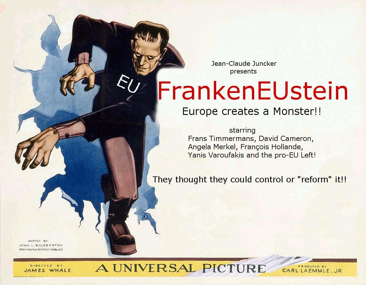 Image result for eu monster