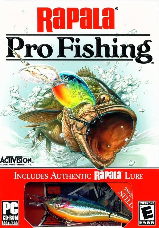 rapala pro fishing турнир