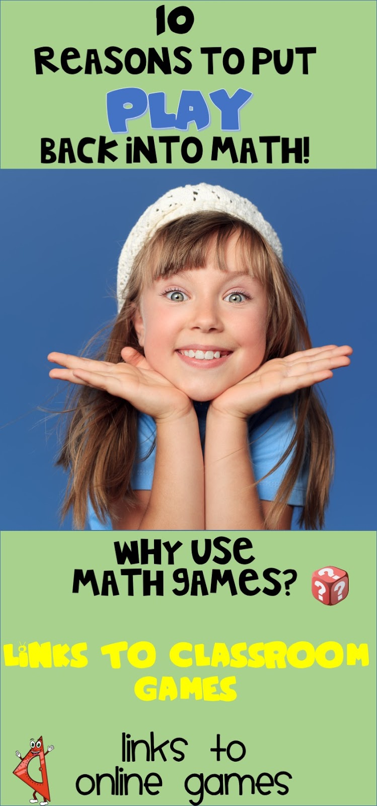Dragon's Den Curriculum: 10 Reasons to Put PLAY Back into Math