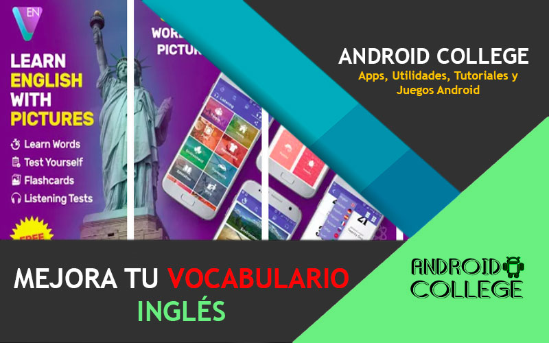 aplicacion para mejorar el vocabulario ingles