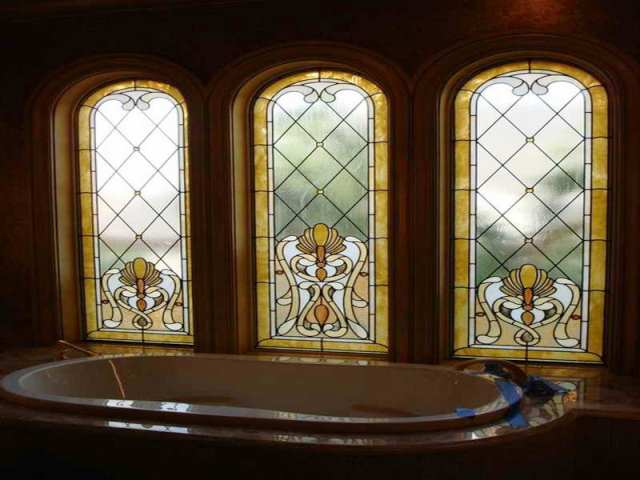 Stained glass window designs home home and auto glass window for House window glass design