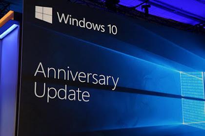 6 Fitur Terbaru Windows 10 Anniversary