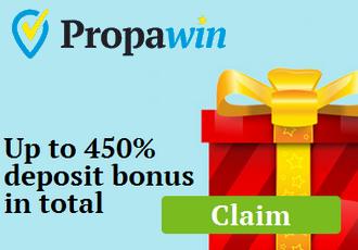 PropaWin Casino Screen