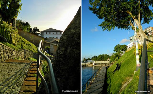Parque das Esculturas, Solar do Unhão, Salvador