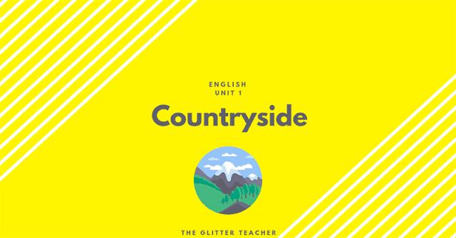 Countryside vocabulary B1