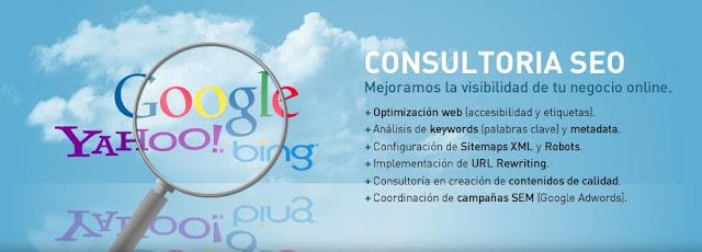 Consultoría de SEO y Marketing