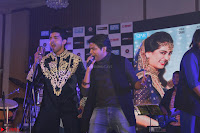 Star cast having fun at Sangeet Ceremony For movie Laali Ki Shaadi Mein Laaddoo Deewana (19).JPG