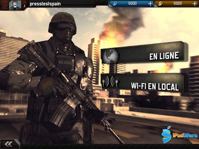 Modern-Combat-3-Fallen-Nation-32 Veja como está ficando Modern Combat 3: Fallen Nation (iPhone e iPad)