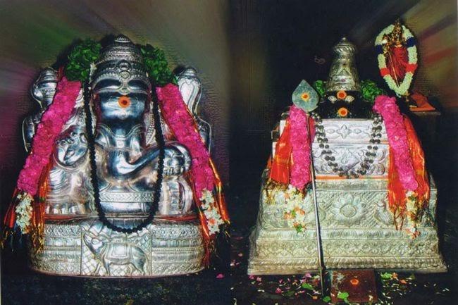 Kolanjiappar Temple Lord Vinayagar