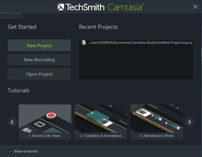 تحميل برنامج camtasia studio 9 مع السيريال