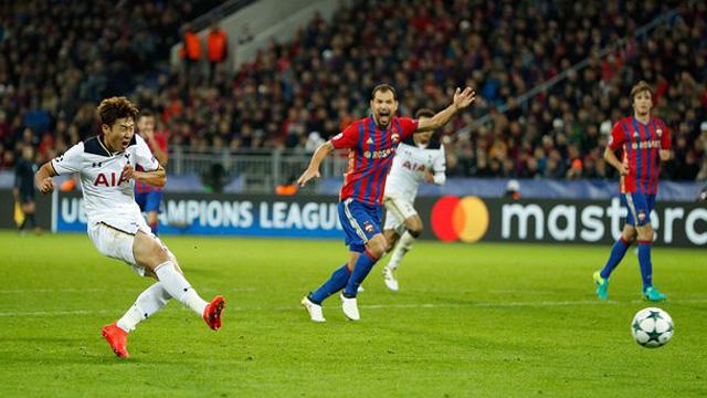 [Video] Cuplikan Gol CSKA Moscow 0-1 Tottenham (Liga Champions)