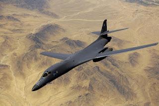 Pembom B-1B Lancer