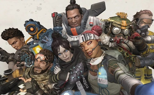 Free to Play Game Apex Legends