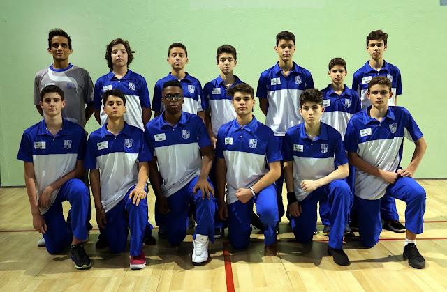 Equipe Sub14 do Minas conquistou recentemente a Copa Minas Brasília [Orlando Bento/Minas]