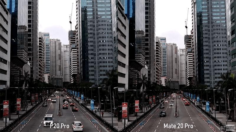 Huawei P20 Pro vs Huawei Mate 20 Pro