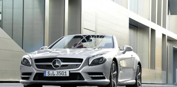 2013 Mercedes SL350