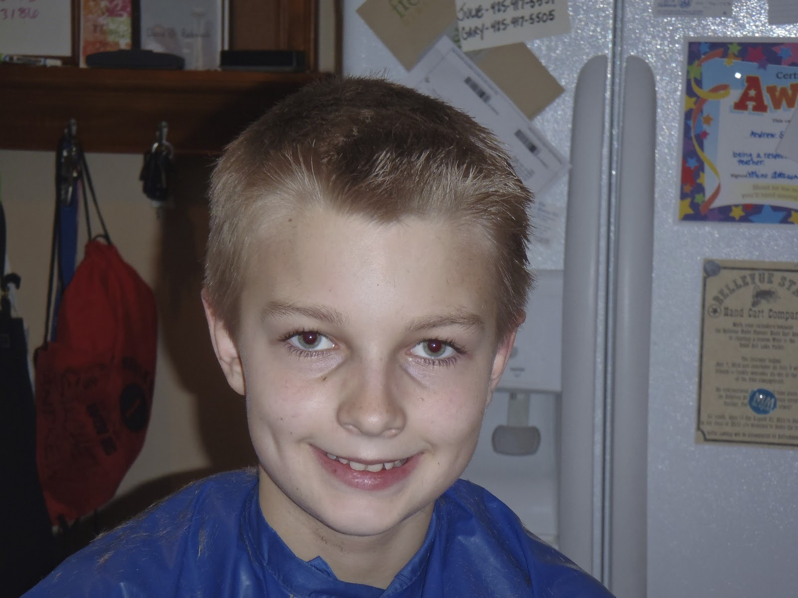 23 Haircut For Boy With Front Cowlick Important Ideas