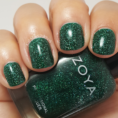 Zoya Urban Grunge Metallic Holos - Merida | Kat Stays Polished